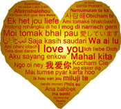How to say I love you in all language