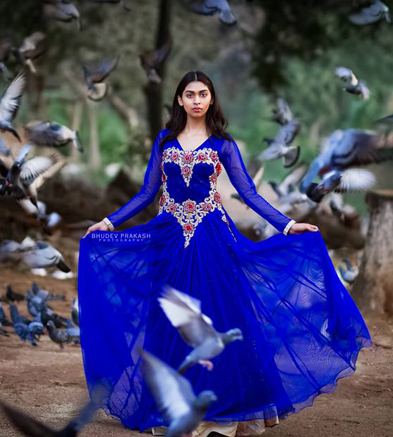 Nikita Chandak model